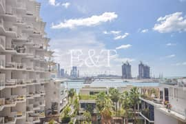 Mid Floor | Vacant | Sea Views | South Residences