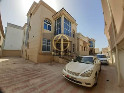 5 Bedroom Villa for Rent in Mohammed Bin Zayed City, Abu Dhabi - Luxury 5BR Villa Maid's + Driver's in Khalifa A