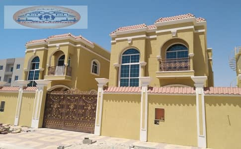 5 Bedroom Villa for Sale in Al Mowaihat, Ajman - Villa for sale super duplex finishing with the possibility of bank financing