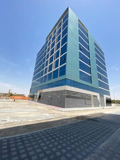2rooms , hall, a new building in Khalifa City A