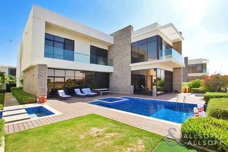 6 Bedroom Villa for Rent in DAMAC Hills (Akoya by DAMAC), Dubai - Paramount Finish | 6 Bedrooms | Furnished