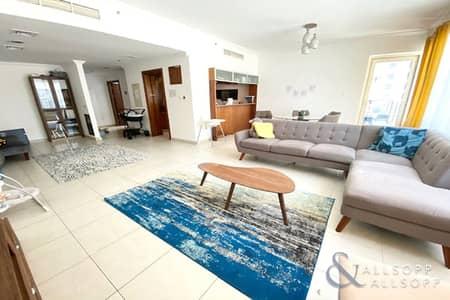 فلیٹ 2 غرفة نوم للبيع في دبي مارينا، دبي - Large Layout   Low Floor   Two Bedrooms