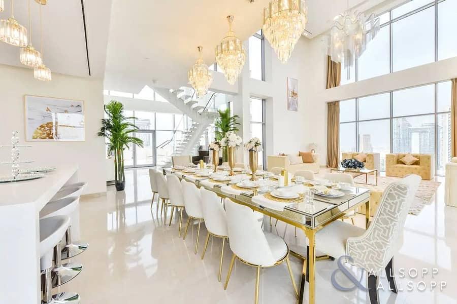 2 4 Bed Duplex | Penthouse | Large Terrace