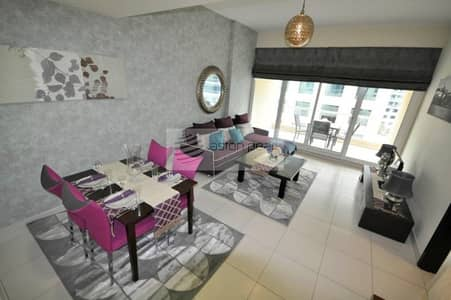 1 Bedroom Flat for Sale in Dubai Marina, Dubai - Best Deal For Sale | Furnished 1BR | Marina View