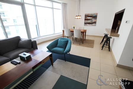 2 Bedroom Apartment for Rent in Downtown Dubai, Dubai - Available | Fully-Furnished | 2 Bedroom