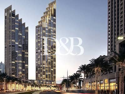 2 Bedroom Apartment for Sale in Downtown Dubai, Dubai - Resale | 2 Bedroom| Higher Floor| Motivated Seller