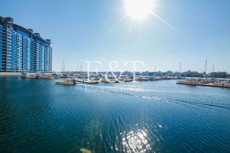 26 Marina View | Large Balcony | 4 Bath rooms | PJ