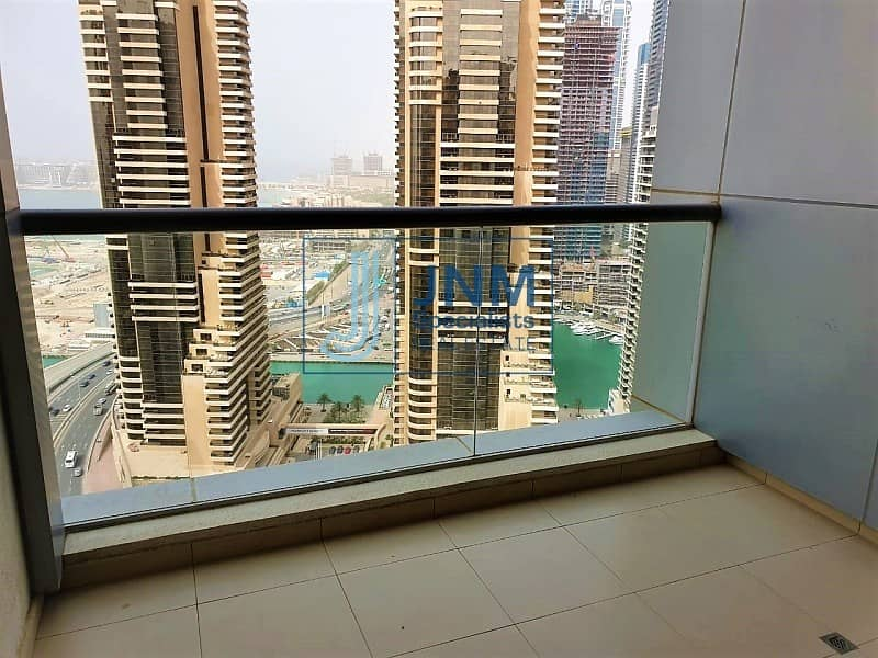 2 Exclusive 2BR in Marina Chiller Free   Furnished @ 100k
