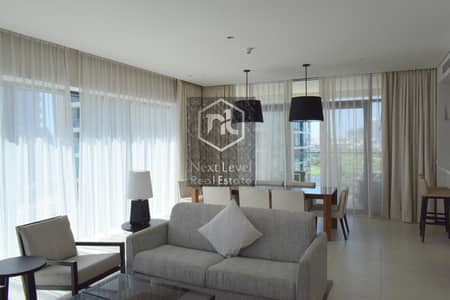 2 Bedroom Apartment for Rent in The Hills, Dubai - Free Dewa/Wifi/AC & Cleaning | Bigger Unit