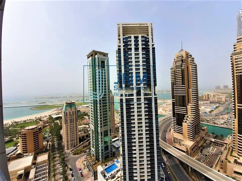 10 Exclusive 2BR in Marina Chiller Free   Furnished @ 100k