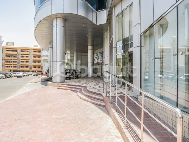 2 OFFICE SPACE AVAILABLE WITH EJARI IN KARAMA ALL INCLUSIVE NO HIDDEN CHARGES