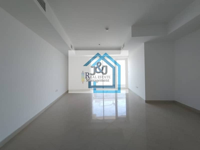 2 Spacious 2 Bedroom Apartment with Maids room and Balcony at very prime location of Danet Abu Dhabi