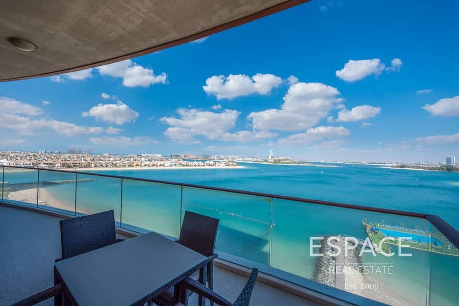3 Bed   Type A   Vacant   Sea View