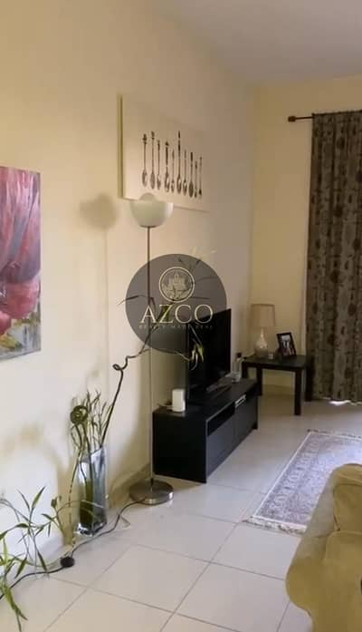 1 Bedroom Apartment for Rent in Jumeirah Village Circle (JVC), Dubai - FULLY FURNISHED READY TO MOVE 1 BEDROOM ONLY 40/K