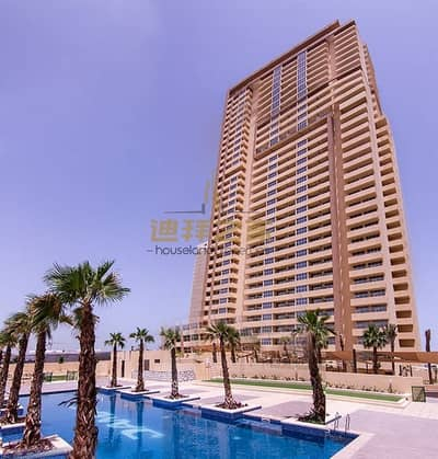 2 Bedroom Apartment for Rent in Jumeirah Village Circle (JVC), Dubai - Luxury apartment fully furnished and brand new