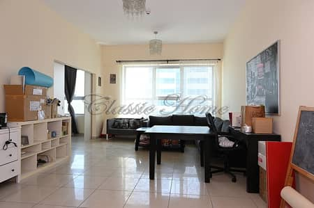 3 Bedroom Flat for Rent in Jumeirah Lake Towers (JLT), Dubai - Corner 3 Bedroom Fully Furnished with Upgraded Kitchen with Partial Sea View/Dubai Eye