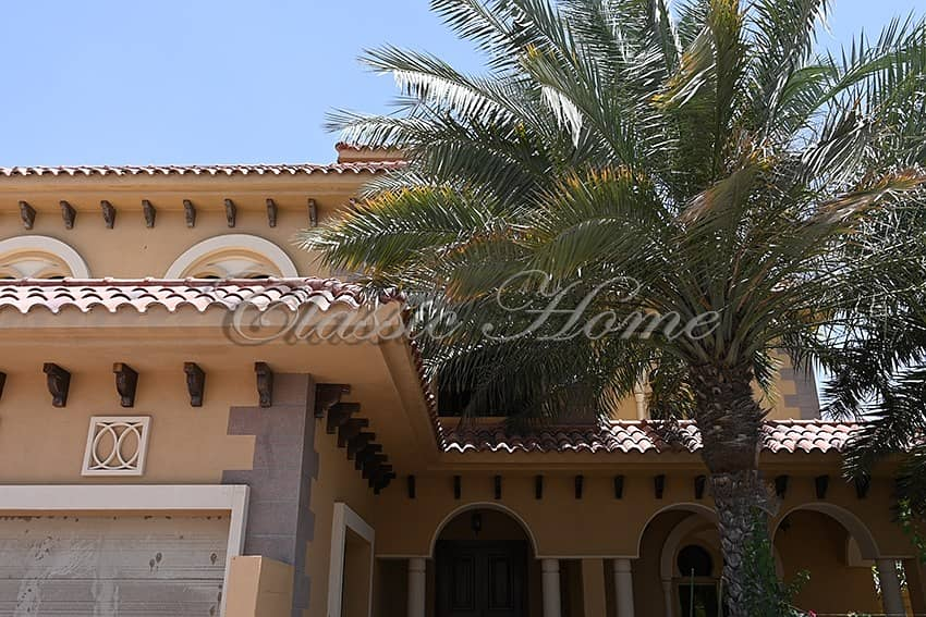 2 Corner Plot 3 BR + Maids Room Semi-Detached Andalusian Style