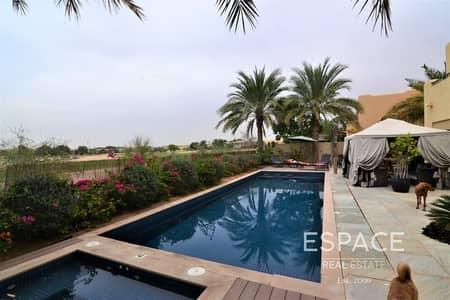 فیلا 6 غرف نوم للايجار في المرابع العربية، دبي - Available June - 6 BR - Golf Course View