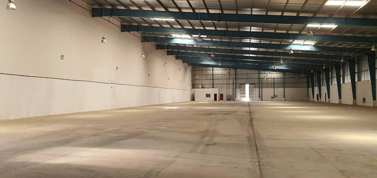 مستودع في منطقة الإمارات الصناعية الحديثة 455000 درهم - 4603048
