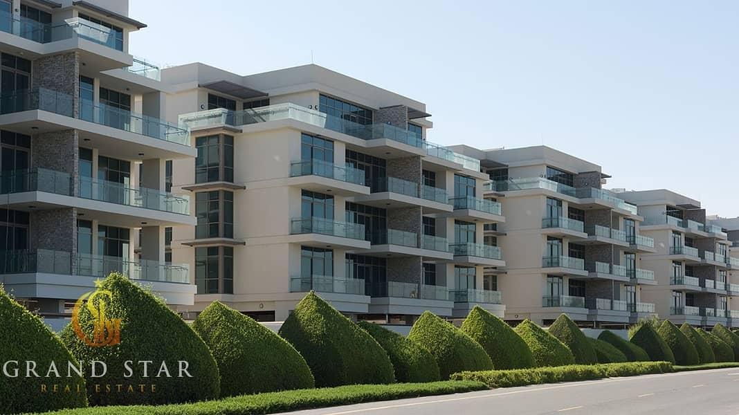 1BHK for sale with Balcony | MEYDAN view