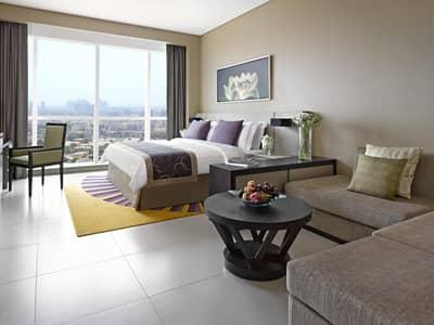 Hotel Apartment for Rent in Al Nahyan, Abu Dhabi - Studio Apartment