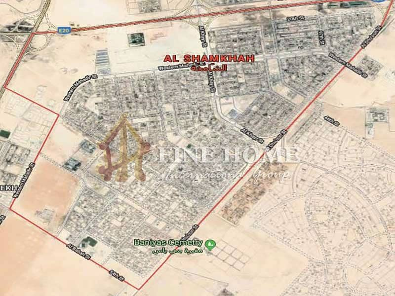 10 Residential land with excellent location