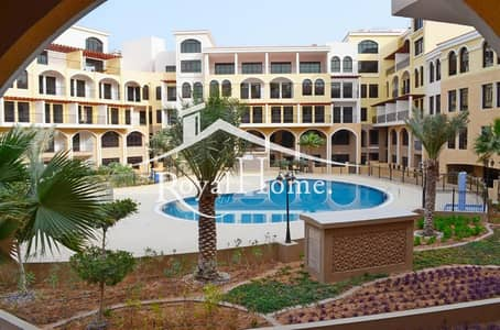 1 Bedroom Flat for Sale in Jumeirah Village Circle (JVC), Dubai - 1BR rented 49K pool view Fortunato JVC