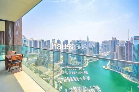 1 Bedroom Apartment for Sale in Dubai Marina, Dubai - Full Marina Views | Vacant On Transfer