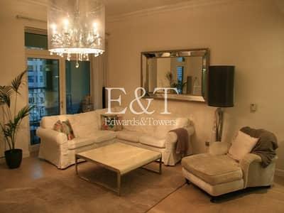 فلیٹ 2 غرفة نوم للبيع في نخلة جميرا، دبي - New-To-The-Market | Park View | PJ