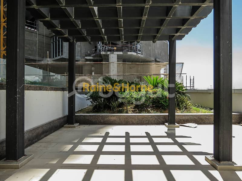 2 6 Cheques| Very Spacious | Meydan View | Low Floor