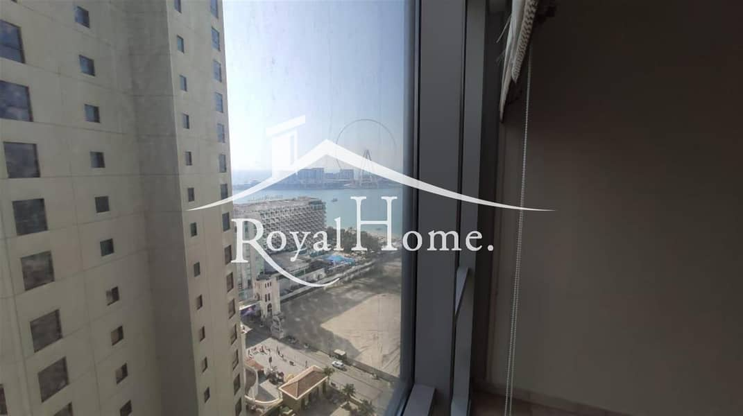 10 Unfurnished | 2 Bedroom | Sea View | Vacant