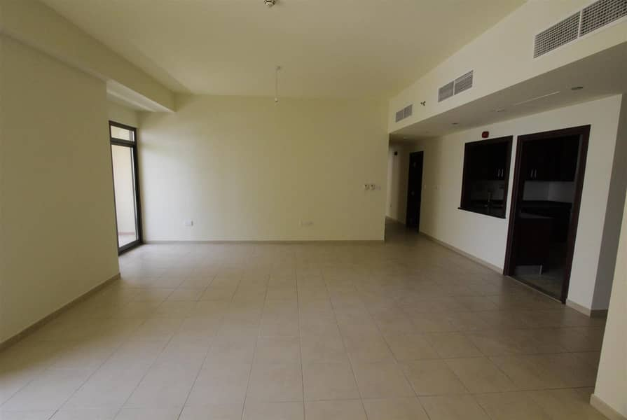 2 2BR Unfurnished with Sea View | Available Now