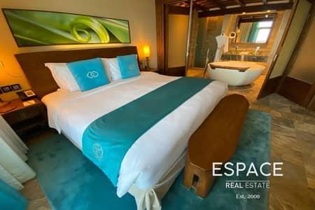 فلیٹ 1 غرفة نوم للايجار في نخلة جميرا، دبي - Special Offer | Sea Views | All Bills Inc