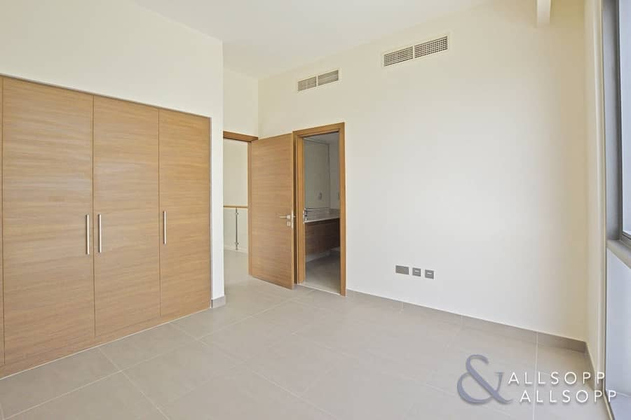 10 Four Bedrooms | Single Row  | Maids Room