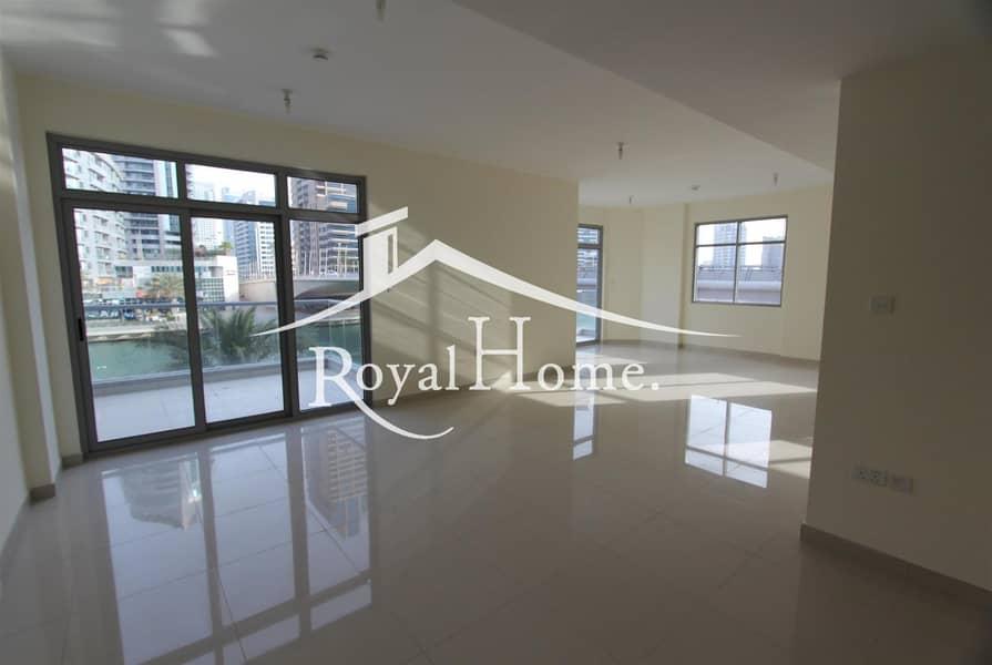 2 3BR+M Duplex Villa Available | Full Marina View