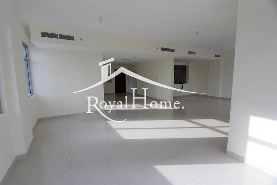 3BR+M Duplex Villa Available | Full Marina View