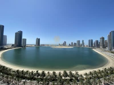 1 Bedroom Flat for Rent in Al Mamzar, Sharjah - Lavish 1 Bedroom | Sea View | AC + 2 Months Free