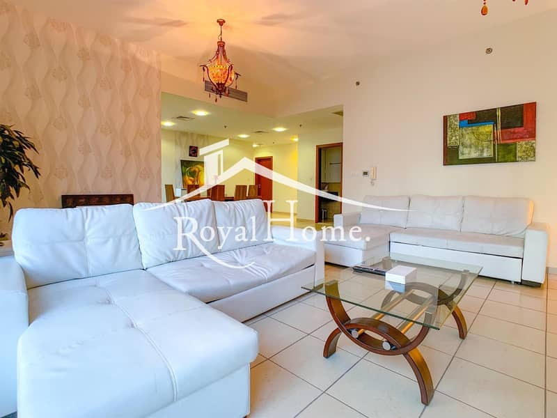 2 3BR Furnished | Marina View | New in Market