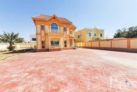 5 Bedroom Villa for Rent in Al Barsha, Dubai - Spacious   Huge Plot   Pool   Driver and Maid room   Near to Facilities
