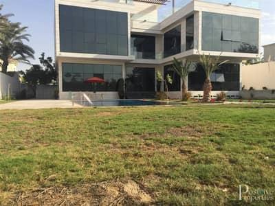 5 Bedroom Villa for Sale in Umm Al Sheif, Dubai - Urban Design I Independent Villa I Garden Roof I Basement