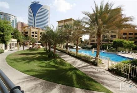شقة 2 غرفة نوم للبيع في الروضة، دبي - UPGRADED PRV GARDEN | 3BH+STUDY | RENTED |POOL VIEW