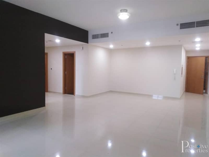 BIGGEST 3BHK WITH MAIDS ROOM
