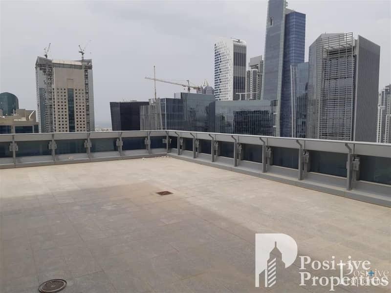 10 Large Terrace | High Floor | Prime Location | Ready