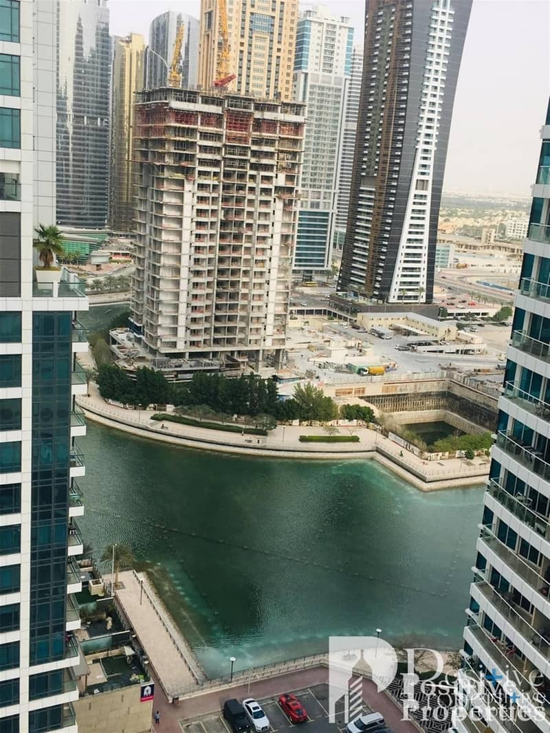 9 BEST DEAL | RENTED STUDIO | WITH LAKE VIEW IN DUBAI GATE 2