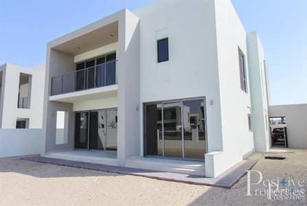 فیلا 4 غرف نوم للايجار في دبي هيلز استيت، دبي - Type E3 Single Row - Negotiable