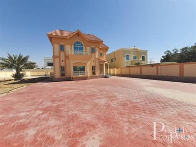 5 Bedroom Villa for Rent in Al Barsha, Dubai - Big Green  Garden   Private Swimming Pool   5 Bedroom