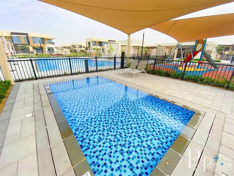 12 Full pool View | Near to Amenities | Corner Unit | Big Plot