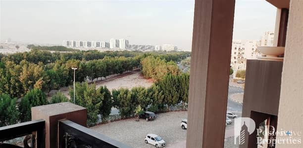 فلیٹ 1 غرفة نوم للايجار في رمرام، دبي - LOWEST PRICE CLOSED KITCHEN WITH 2 BATH