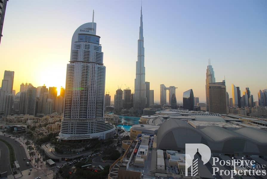 2 All Inclusive || Burj Views || Brand New
