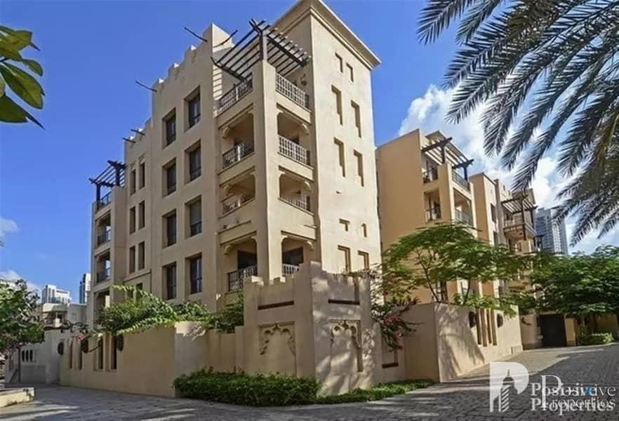 2 Spacious Apartment With Burj Khalifa View